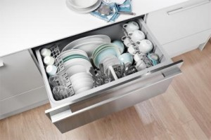 No Space for a Dishwasher? Try a Drawer