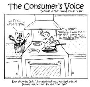 Ventilation Hoods For Your Remodel