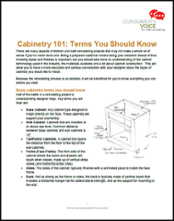 cabinetry-101