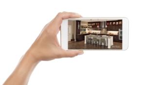 digital scrapbook of kitchen ideas