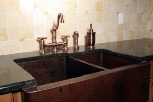 What are Kitchen Sinks Made of?