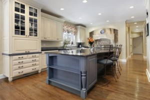 Multiple Colors for Kitchen Cabinets?