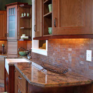 Shake Up Your Kitchen Cabinets