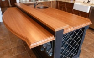 Wood ya Consider These Countertops?