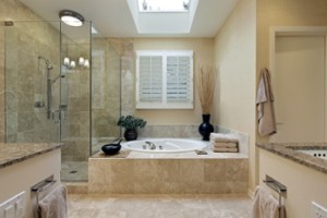 Popular Options for Bathroom Flooring