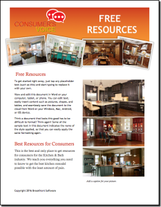 What to Look for in a Cabinet Dealer